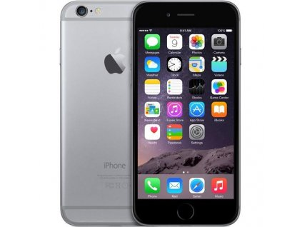 Apple iPhone 6 64GB, Space Grey