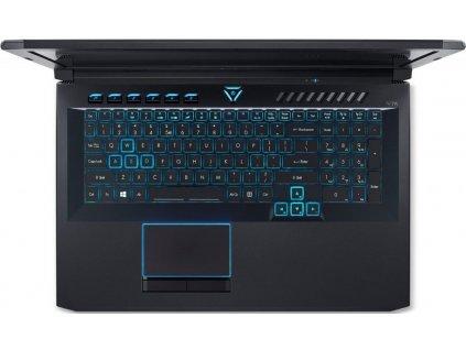 Acer Predator Helios 500 kovový (PH517-51-988K), černá