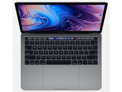 "Apple MacBook Pro 13"" 2017 Touch Bar, Silver"