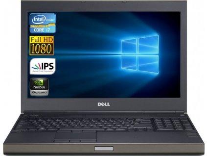 Dell Precision M4800  i7-4810MQ SSD NVIDIA Quadro GDDR5