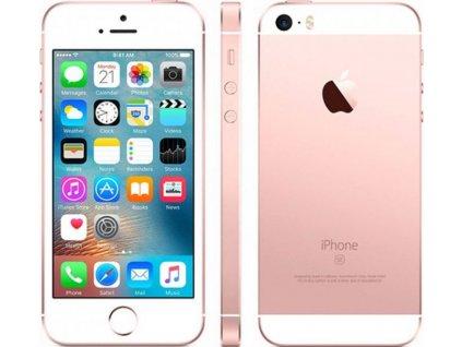 117 iphone se rosegold ruzovo zlaty