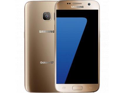 Samsung Galaxy S7 32GB zlatá  PŘEDVÁDĚCÍ TELEFON