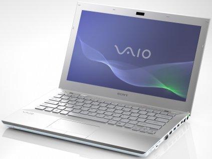 Sony VAIO S White frontleft