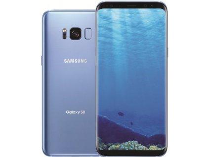 Samsung Galaxy S8, 64GB, modrá  PŘEDVÁDĚCÍ TELEFON