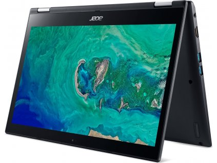 Acer Spin 3 (SP314-51-33QG), šedá