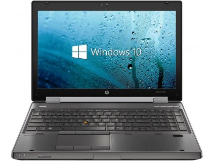 HP EliteBook 8570W  i7-3720QM  | NVIDIA Quadro | 8GB RAM | 256GB SSD | FHD |