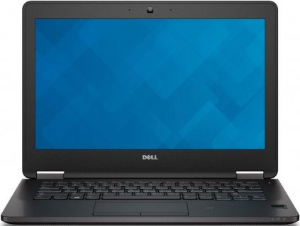 "Dell Latitude 12 (E7270) černá  12,5"" FHD IPS   i5-6300U   SSD   W10 PRO  "