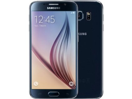Samsung Galaxy S6 (SM-G920F) 32GB, Černý  PŘEDVÁDĚCÍ TELEFON