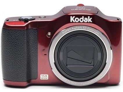 Kodak Friendly zoom FZ152 červená
