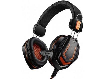 Canyon CND-SGHS3, černá/oranžová