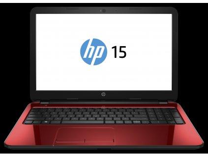 "HP Pavilion 15 (15-r205ns) červená  i3-4005U | 4GB RAM | 15.6"" HD | 500GB HDD"
