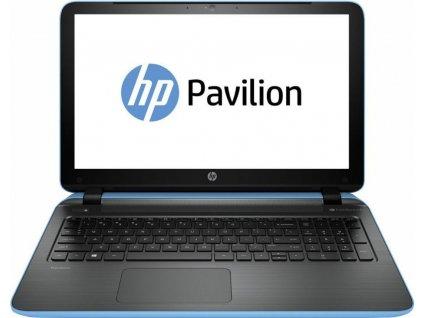 "HP Pavilion 15 (15-p204nc), modrá  15.6"" FullHD | A10-5745 | 8GB RAM | RADEON R7 M260"