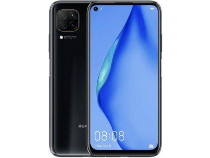 Huawei P40 lite, 6GB/128GB, Midnight Black  PŘEDVÁDĚCÍ TELEFON CZ DISTRIBUCE