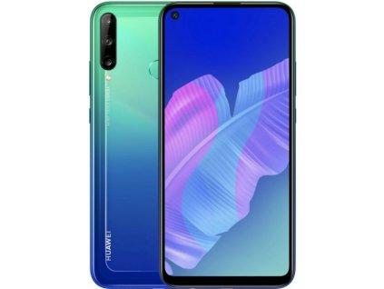 Huawei P40 lite E, 4GB/64GB, Aurora Blue  PŘEDVÁDĚCÍ TELEFON CZ DISTRIBUCE