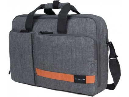 "Crumpler Shuttle Delight Business brašna 15"" - white grey"