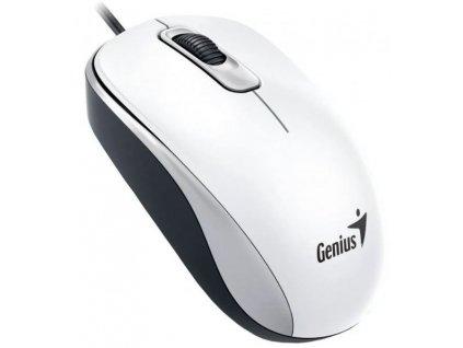 Genius DX-110, USB, bílá