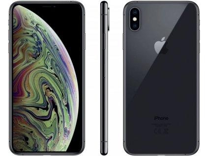 Apple iPhone Xs Max 64GB šedá  PŘEDVÁDĚCÍ TELEFON
