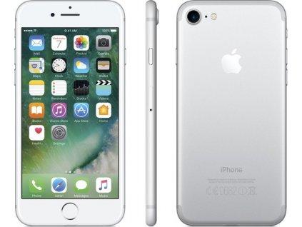 Apple iPhone 7 32GB stříbrná  PŘEDVÁDĚCÍ TELEFON