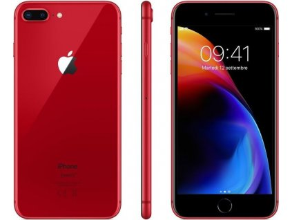 Apple iPhone 8 Plus 256GB, Product(RED)  PŘEDVÁDĚCÍ TELEFON