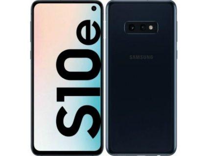 Samsung Galaxy S10e 6GB/128GB černá  PŘEDVÁDĚCÍ TELEFON