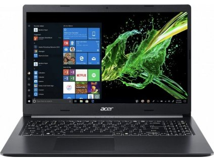 Acer Aspire 5 (A515-54-728W) černá  i7-10510U | 16GB DDR4 | 512SSD | WIN 10