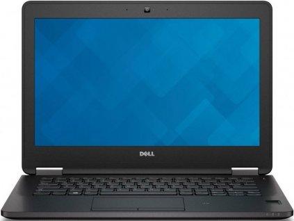 "Dell Latitude 12 (E7270) černá  12,5"" FULLHD | i5-6300U | 8GB RAM | 128GB SSD"
