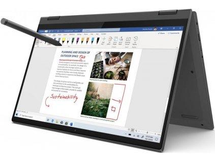 Lenovo IdeaPad Flex 5-14ARE05 šedá + dotykové pero  8jádrový Ryzen 7 | 1TB SSD | RADEON | AKTIVNÍ PERO