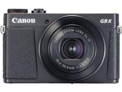 Canon PowerShot G9X Mark II černá  CZ DISTRIBUCE