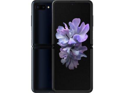 Samsung Galaxy Z Flip 8GB/256GB Mirror Black  PŘEDVÁDĚCÍ TELEFON | KOMPLETNÍ ORIGINÁL BALENÍ