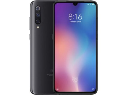 Xiaomi Mi 9, 6GB/64GB černá  CZ DISTRIBUCE