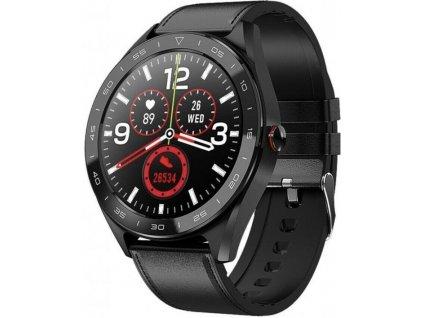 IMMAX chytré hodinky OWN FACE černý  CZ DISTRIBUCE