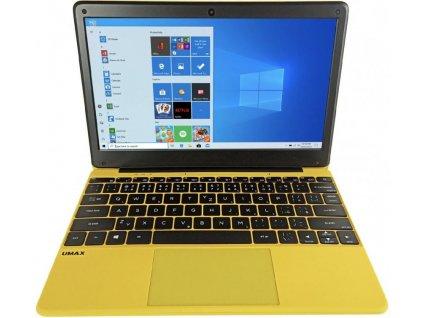 Umax VisionBook 12Wa žlutá  CZ DISTRIBUCE