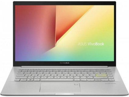 "ASUS VivoBook 14 K413FA stříbrná  14"" IPS FullHD | i5-10210U | 8GB DDR4 | 512SSD"