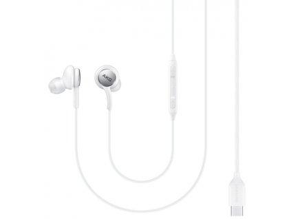 Samsung EO-IC100BBE Type C sluchátka, bílá