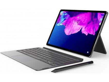 Lenovo Tab P11 Pro + klávesnice, obal a dotykové pero (ZA7C0071CZ) šedý  CZ DISTRIBUCE | + klávesnice + obal + dotykové pero