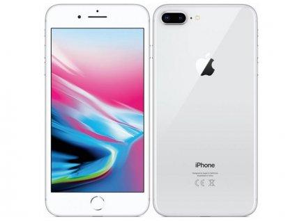 Apple iPhone 8 plus silver 11