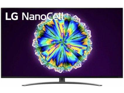 Televize LG 55NANO86 černá  CZ DISTRIBUCE