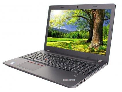 Lenovo ThinkPad E570 černá  i3-6006U | 8GB RAM | 15,6'' FULLHD | SSD 128GB + 500GB
