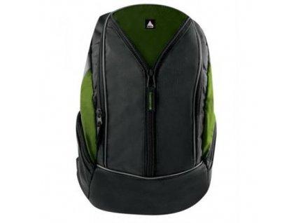 """CLONE Batoh na notebook do velikosti 15,6"""", šedo-zelený"""