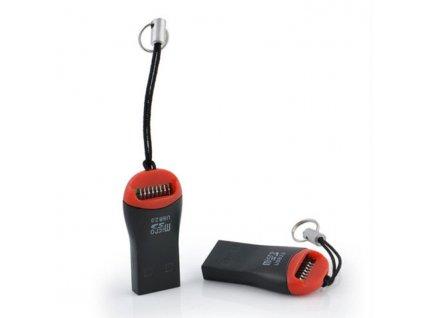 USB 2.0 Micro SD Čtečka Paměťových Karet