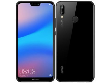 Huawei P20 Lite 4GB/64GB Dual SIM, černá
