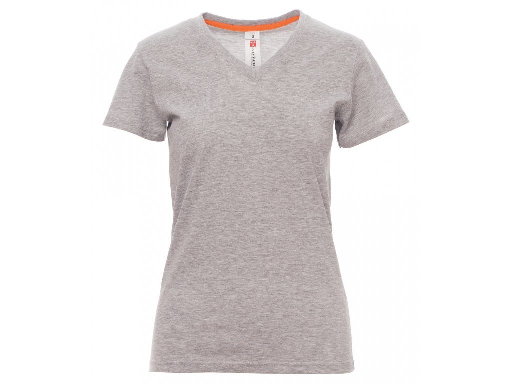 V-NECK LADY MELANGE