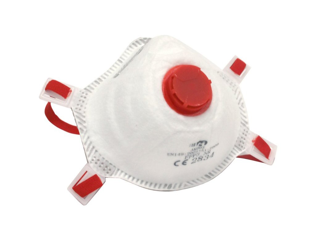 AK003 DUST MASK FFP3