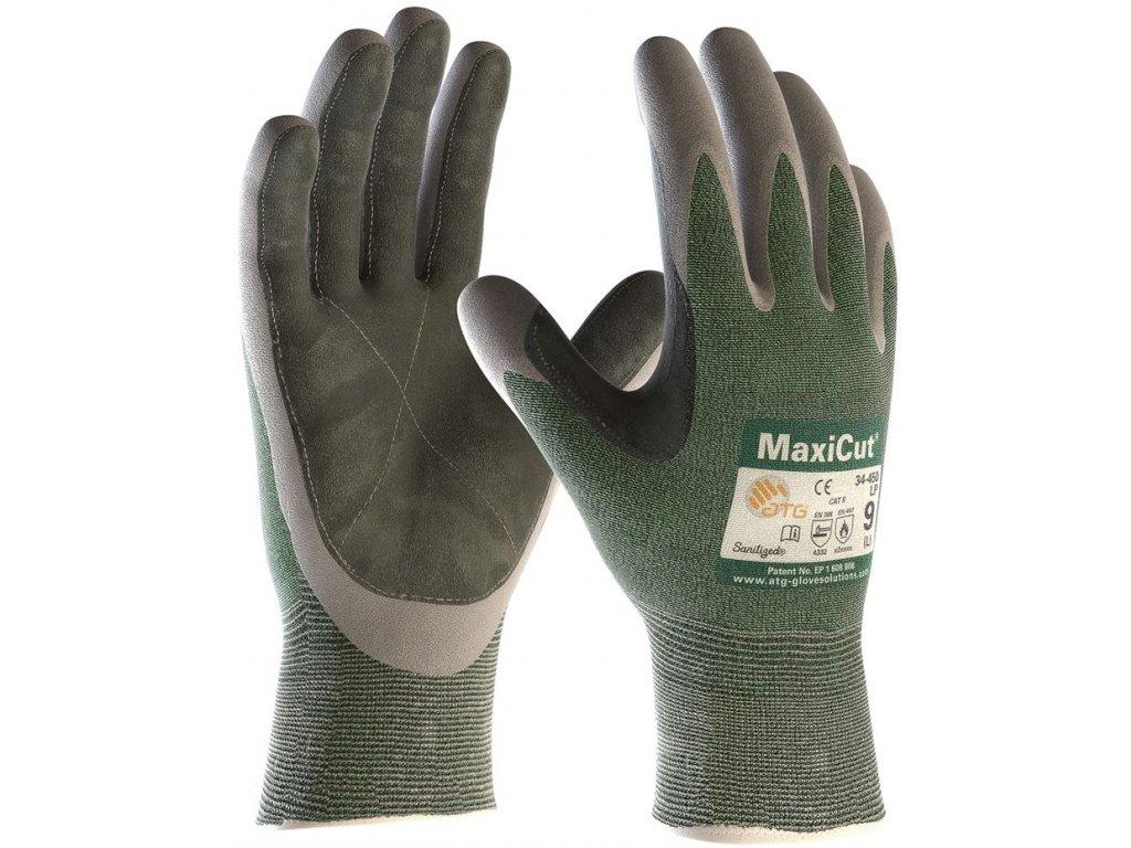 MAXICUT®OIL™ 34-450 LP