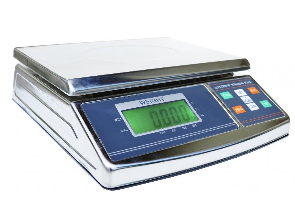 231 digitalna stolova vaha acs na pocitanie kusov do 40kg 1g