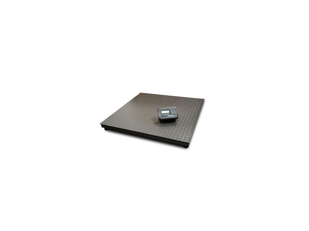 306 podlahova vaha do 600 kg 80x80 cm a12