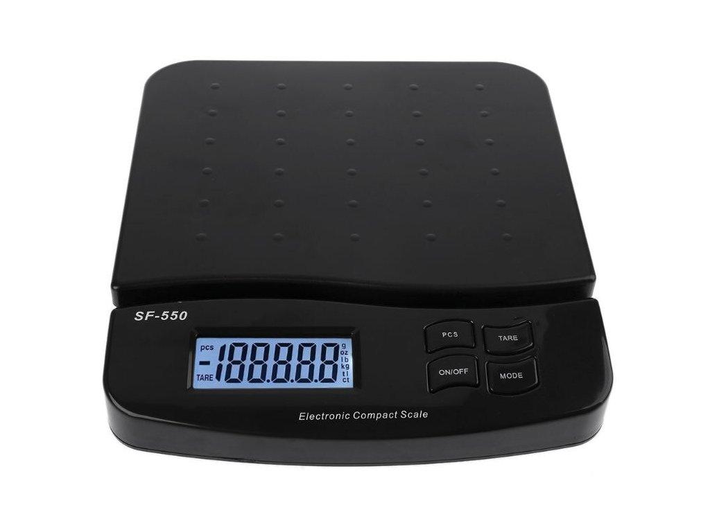 Digitálna stolová listová váha SF550 do 30 kg/1 g