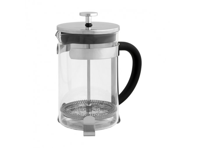 FRENCH PRESS METAL/GLASS 850ml