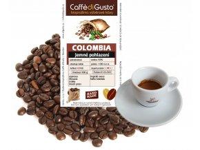 COLUMBIA LA DONNA BIO