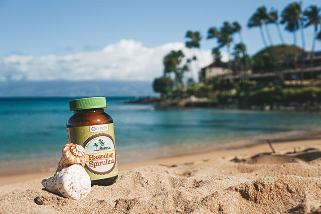 Havajská spirulina